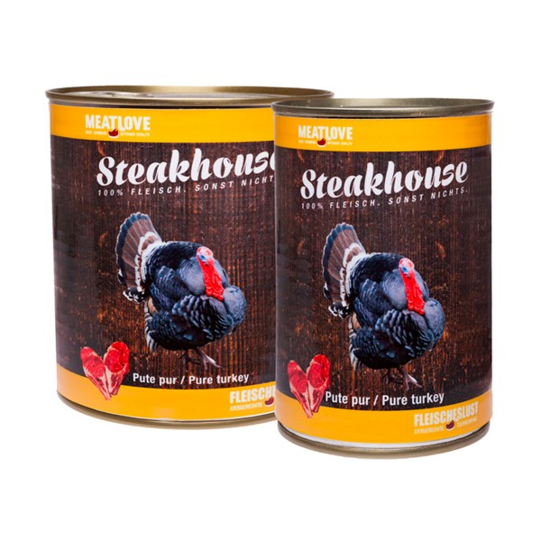 Steakhouse 100 % Pute pur