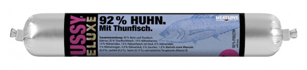 100g Huhn mit Thunfisch - mousse
