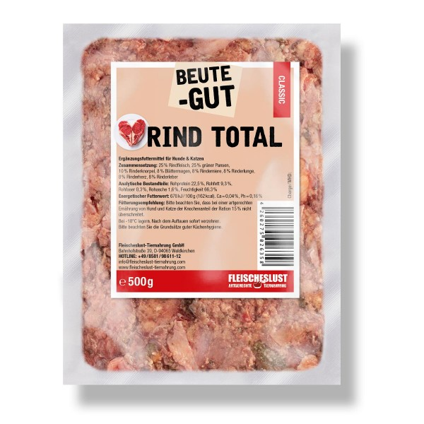500g Rind total