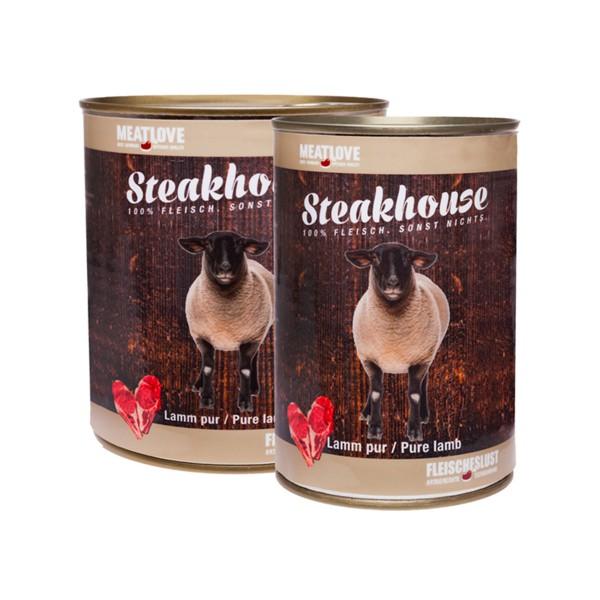 Steakhouse 100 % Lamm pur